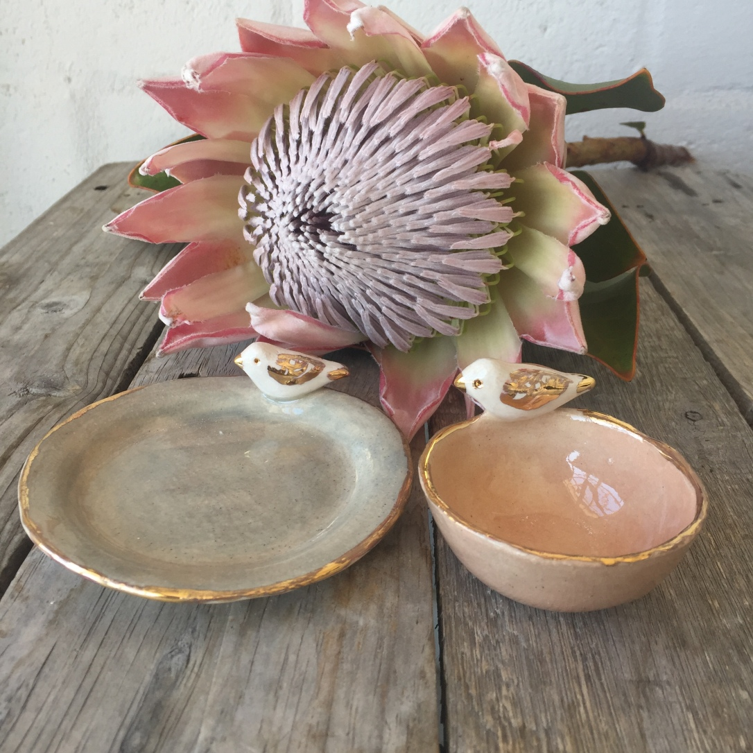 tiny plate bowl